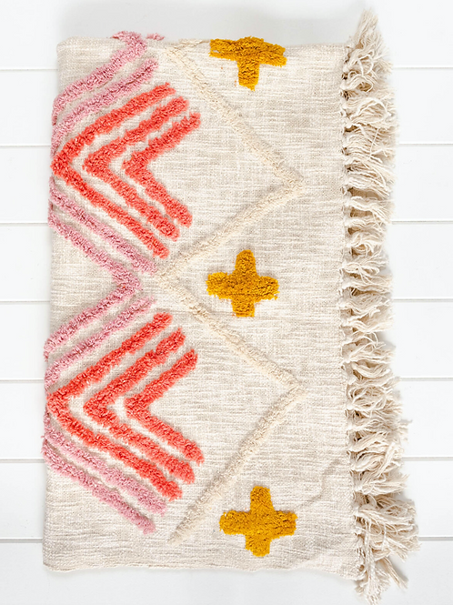 Miwok Throw Blanket - 130 x160cm