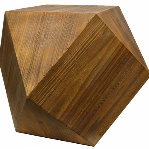 Octagonal Cube Stool