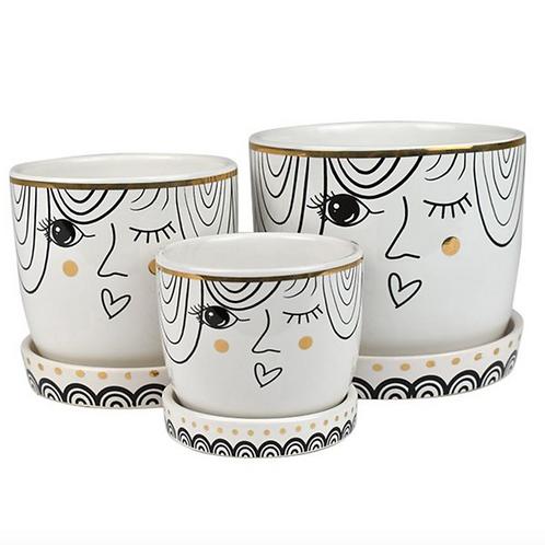Dharma pots