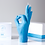"Thumbnail: ""OK"" Hand Gesture Candle Blue"