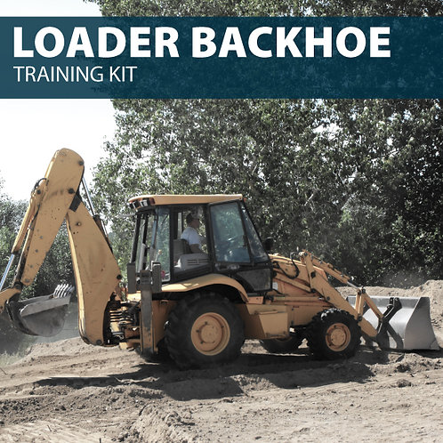 Backhoe Loader Training Kit