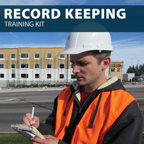 Record-Keeping Training Kit