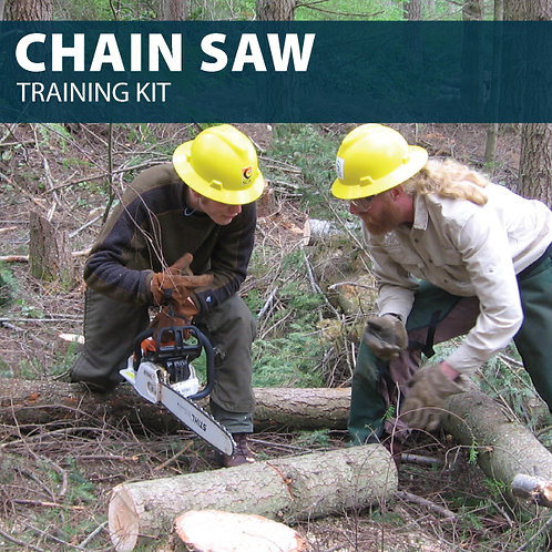 Chainsaw Safety Training Kit