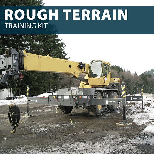 Rough Terrain Crane Training Kit