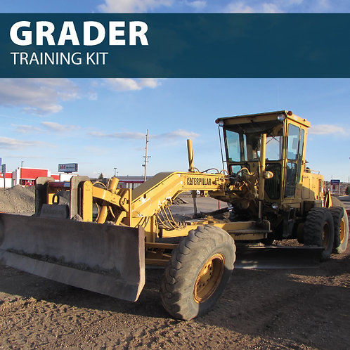 Grader Training Kit