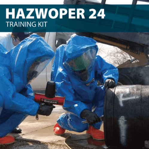 HAZWOPER 24 Training Kit