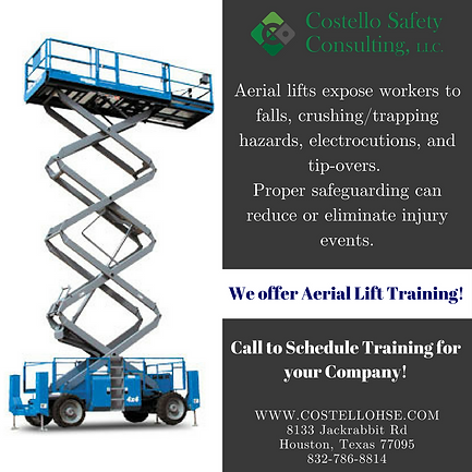 Aerial Lift Training, Aerial Lift, Aerial Lift Training Houston TX, Aerial Lift Traininh Houston Texas, Texas Aerial Lift, Houston Aerial Lift, safety consultants houston, safety companies in houston texas,  safety consultants houston texas, safety companies houston tx, hse training in houston, safety training in houston tx