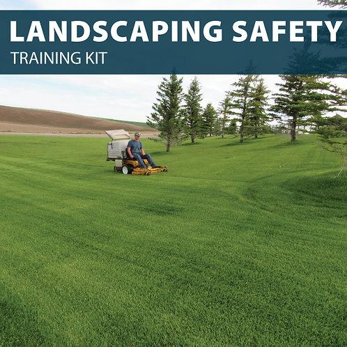 Landscaping Safety Training Kit