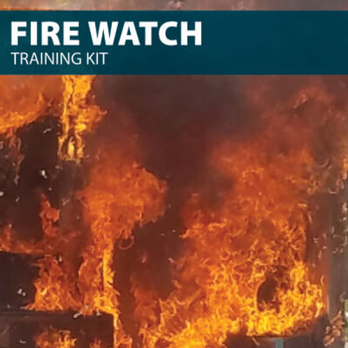Fire Watch Training Kit