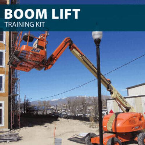 Boom Lift Training Kit