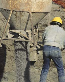 Concrete Product Manufacturing — Worker Safety Issues