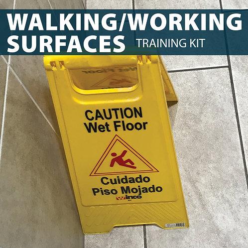 Walking/Working Surfaces Training Kit