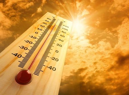 Responding to heat stroke, heat exhaustion