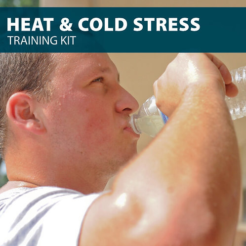 Heat and Cold Stress Training Kit