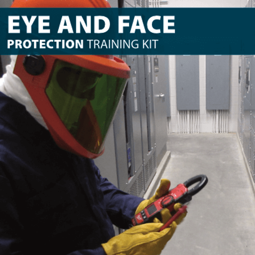 Eye and Face Protection Training Kit