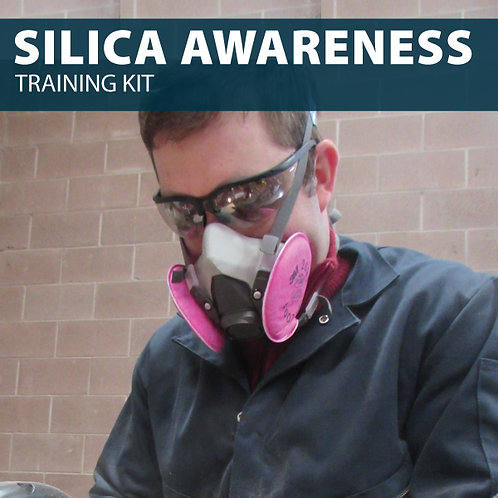 Silica Awareness Training Kit