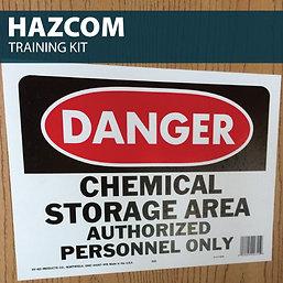 HazCom Training Kit