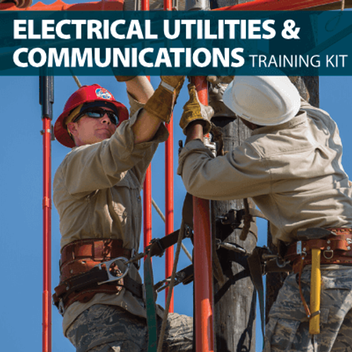 Electrical Utilities and Communications Training Kit