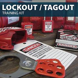 Lockout / Tagout Training Kit