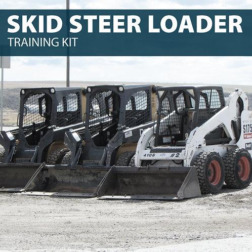 Skid Steer Loader Training Kit