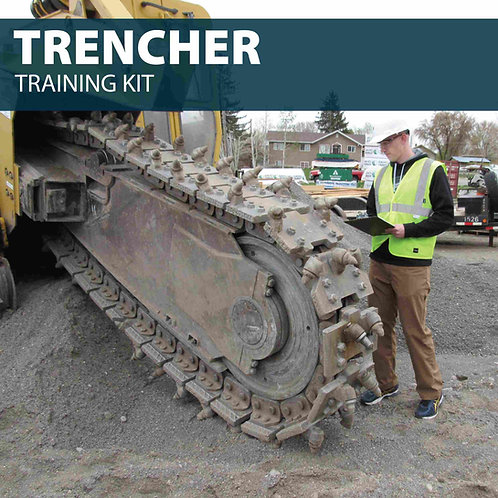 Trencher Training Kit