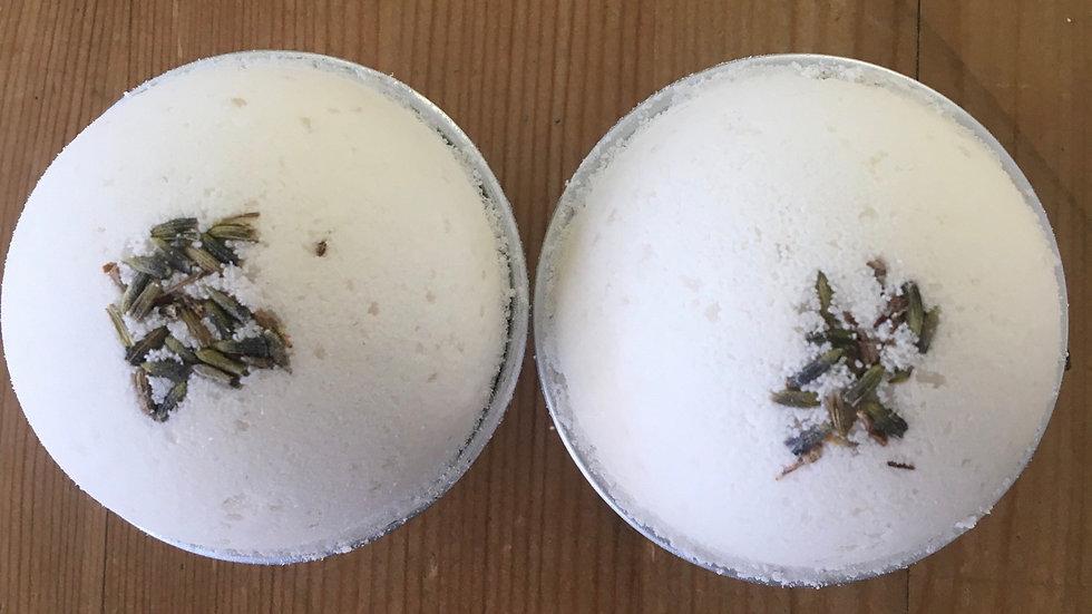 Lavender Bath Bombs