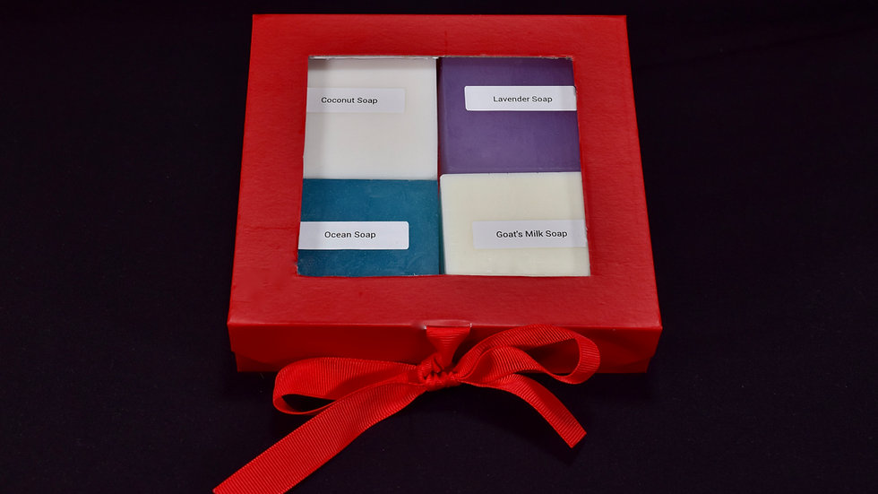 Pick 4 Soap Gift Box
