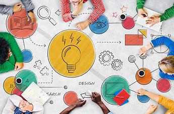 conceito-de-diagrama-criativo-de-ideias-