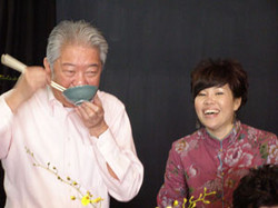 Food critic Chua Lam 蔡瀾愛肉臊飯