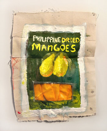 Jalandoni, Not Fruit Roll-Ups (Dried Mangoes)