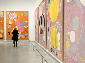 Hilma af Klint, Paintings for the Future