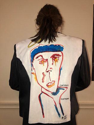 Rebecca Lipsitch, Leather Jacket, His halo desire