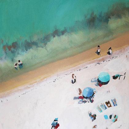 Nina Brooke, There's sand everywhere