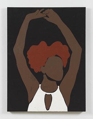 Greg Griffith, Black Portrait #1
