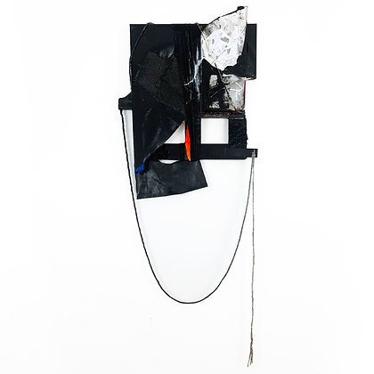 Alex Markwith, Multi-Panel Assemblage 9 (Orca)