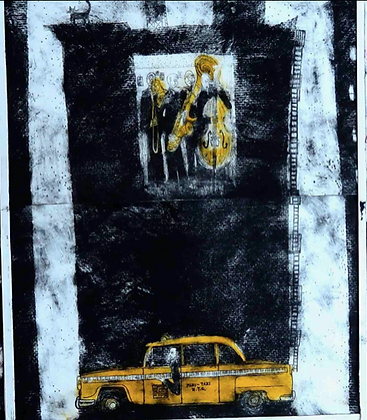Mitsushige Nishiwaki, Taxi Piano Series II
