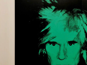 Andy Warhol from A to B