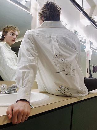 Rebecca Lipsitch, shirt