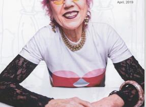 Pioneer Art Feminst Judy Chicago in Miami