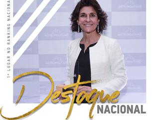 Cláudia Togni | Destaque Nacional Núcleo Metropolitano