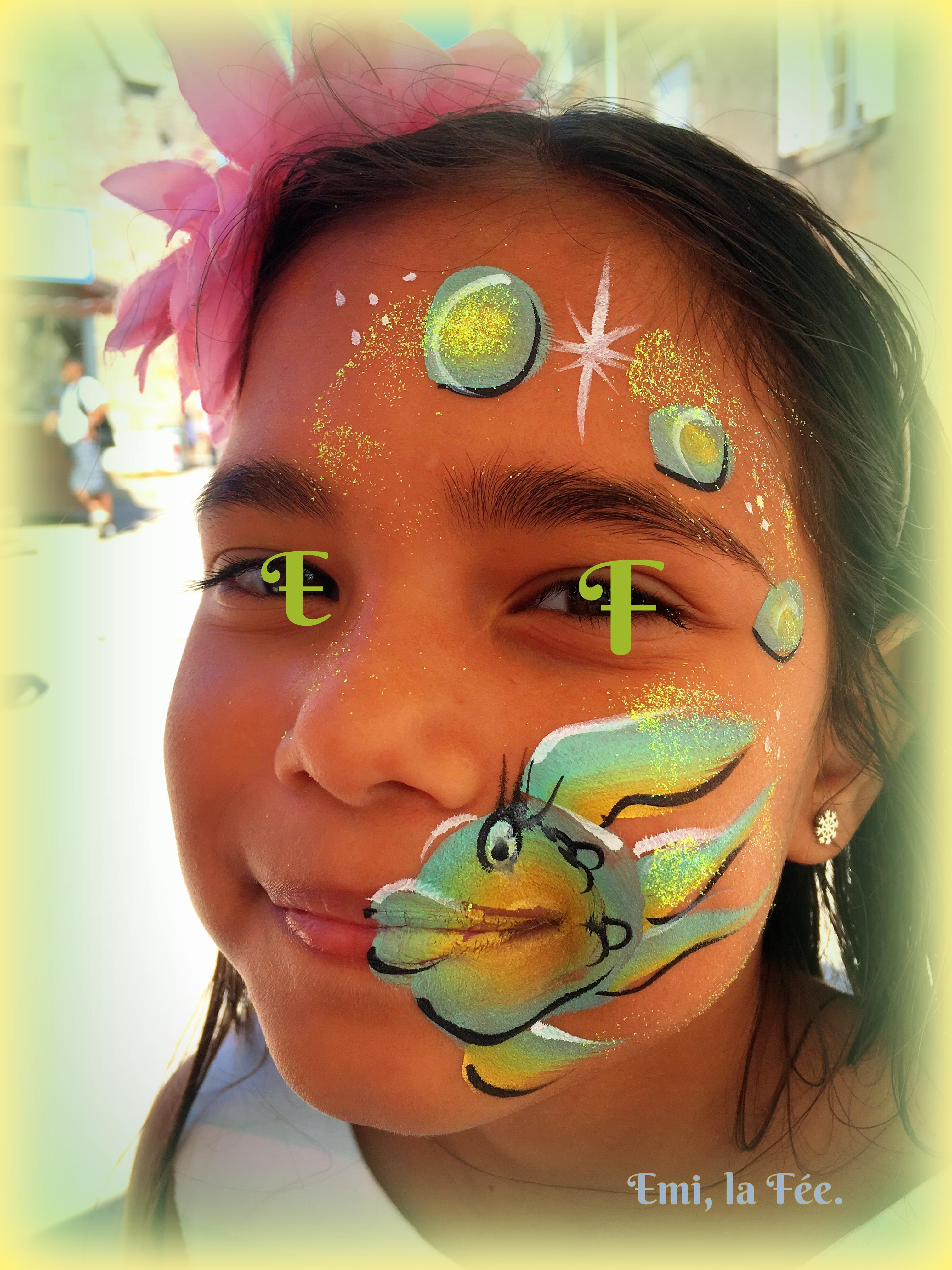 Maquillage_Artistique_-_Emi,_la_Fée