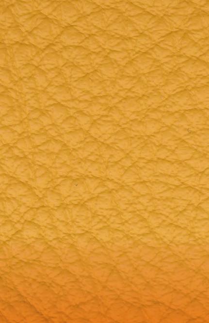 Cuir jaune