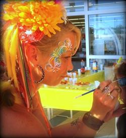 Emi,_la_Fée_-_Maquillage,_Tatouage_&_Bal