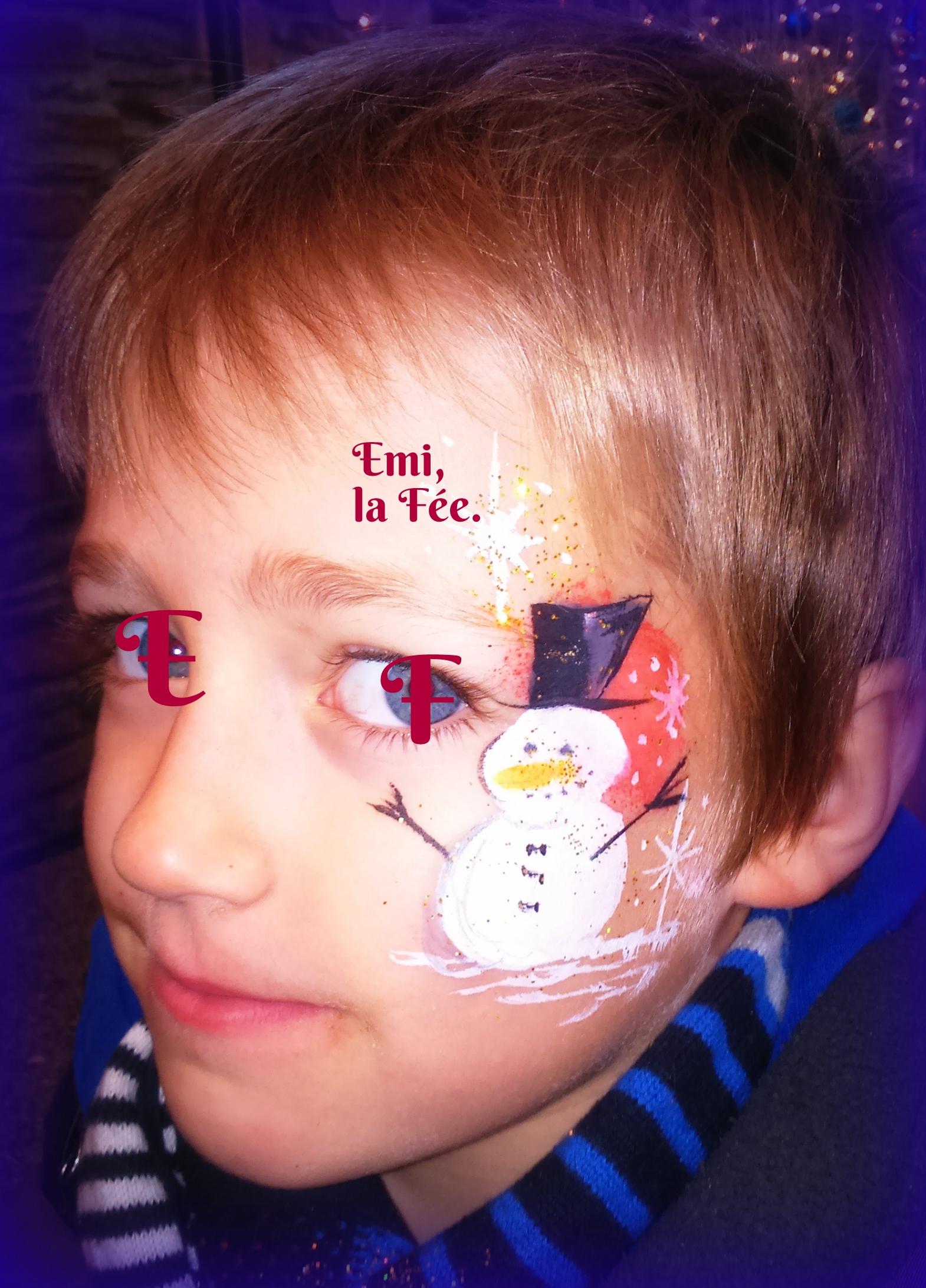 Noël by Emi, la Fée