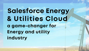 Energy & Utilities Cloud - A game-changer for Energy and utility industry