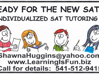 Are you ready for the new 2016 SAT?