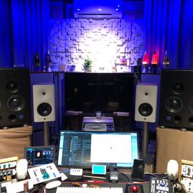Mix&blass 스튜디오