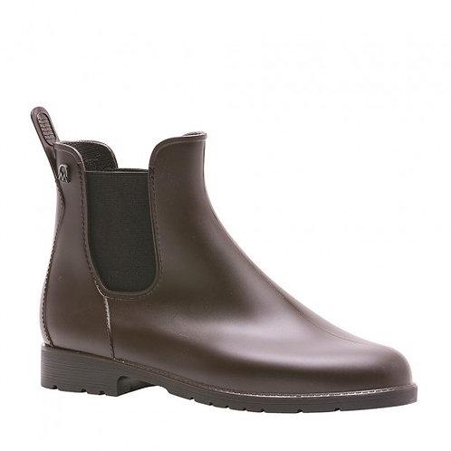 """Bottes de pluie homme """"Jom"""" marron"""