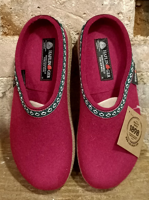 "Chaussons ""Grizzly Franzl"" Port"