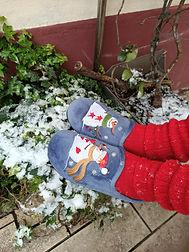 chaussons hiver vincennes